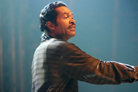 Bobby Rush Photo: Per Ole Hagen, NRK