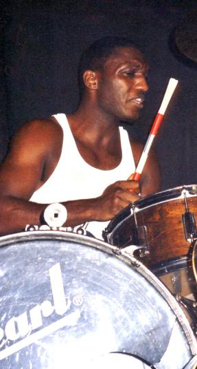 Cedric Burnside, courtesy Kenny Brown