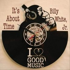 BILLY WHITE JR - It´s About Time
