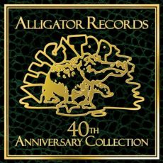 Diverse artister - Alligator 45th Anniversary Collection