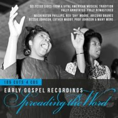 DIVERSE ARTISTER - Spreading The Word – Early Gospel Recordings