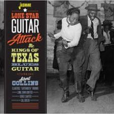 DIVERESE ARTISTER - Lone Star Guitar Attack – the kings of Texas blues guitar