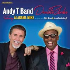 ANDY T BAND - Double Strike