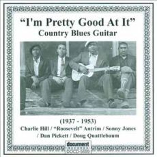 Diverse artister - I'm Pretty Good At It  Country Blues Guitar