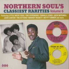 DIVERSE ARTISTER  - Northern Soul´s Classiest Rarities Volume 6