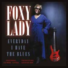FOXY LADY featuring ICE MIKE - Foxy Lady