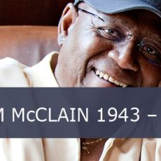 McClain Mighty Sam 1943 – 2015