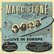 THE MARC STONE BAND Live In Europe