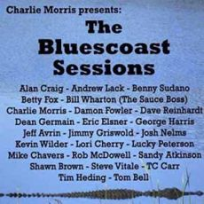 Diverse artister - THE BLUESCOAST SESSIONS