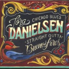 """JÖRG DANIELSEN - """"Chicago Blues Straight Outta Buenos Aires"""""""