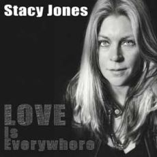 STACY JONES - Love Is Everywhere
