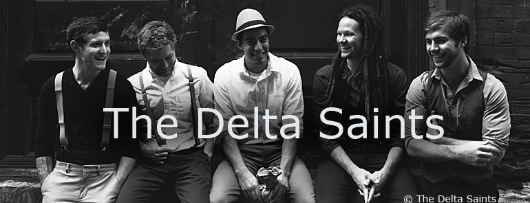The Delta Saints. Photo: The Delta Saints