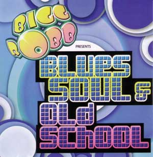 Bigg Robb cd Blues Soul & Old School