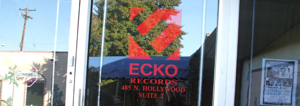 Entrance to Ecko Records