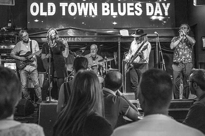 Annas Blues kok Old Town Blues Day 2017 Foto Bengt Nyman