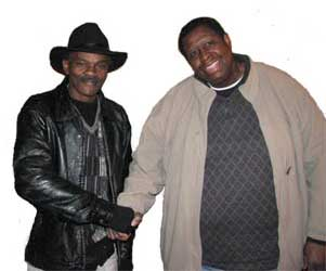 Morris J Williams and Raymond Moore
