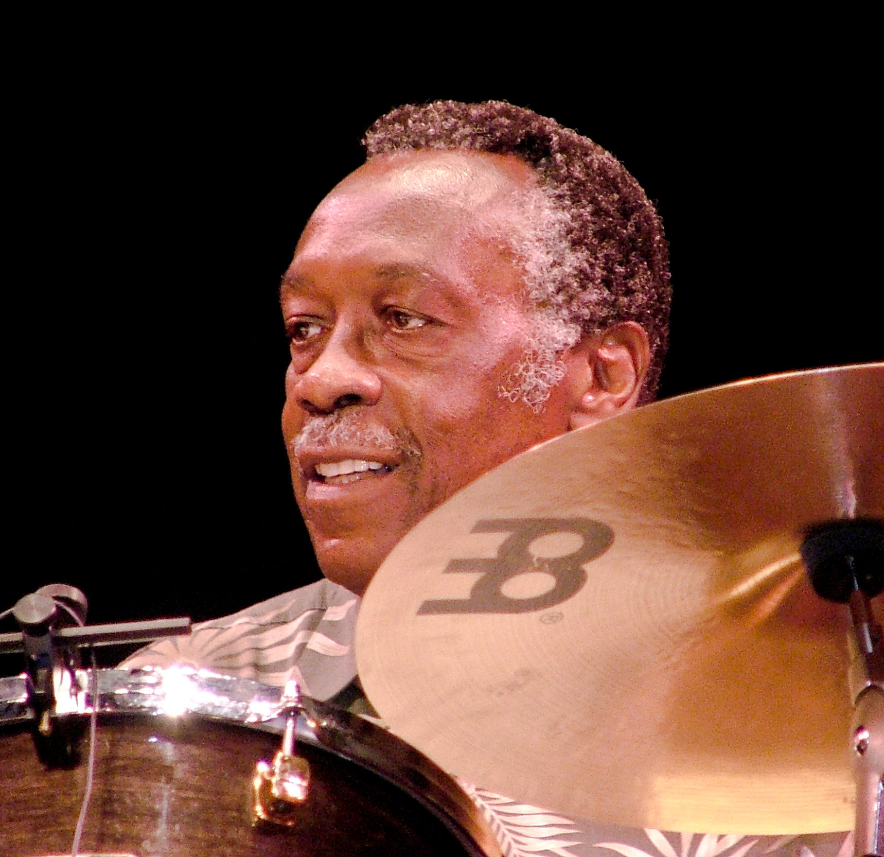 Clyde Stubblefield june 24 2005