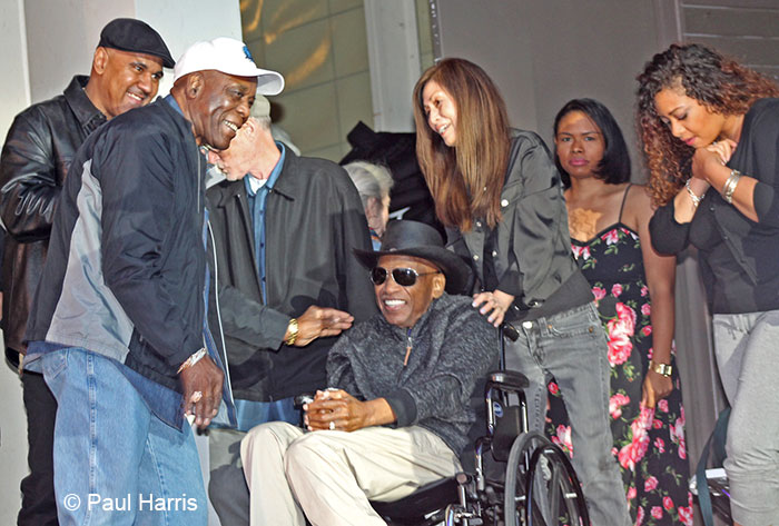 TRIBUTE TO OTIS RUSH Buddy Guy Rush Family Paul Harris