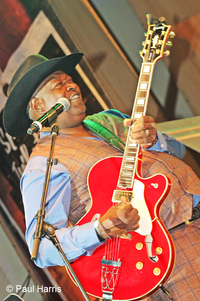TRIBUTE TO OTIS RUSH Carl Weathersby Paul Harris
