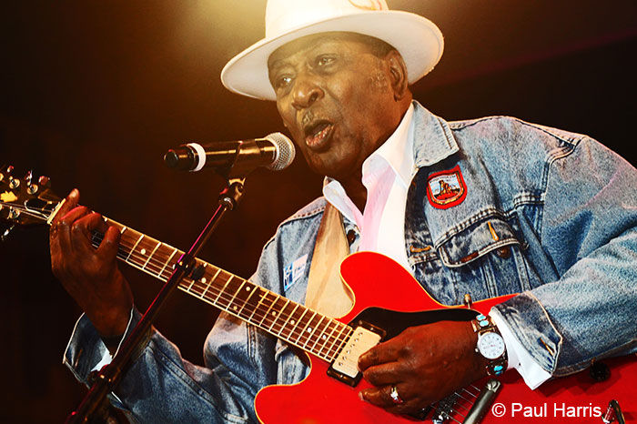 TRIBUTE TO OTIS RUSH Eddy Clearwater Paul Harris