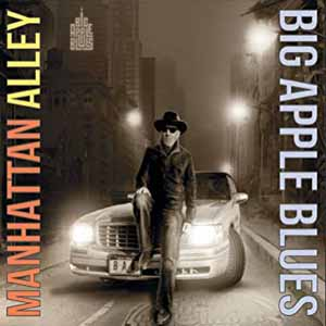 Big Apple Blues - Manhattan alley
