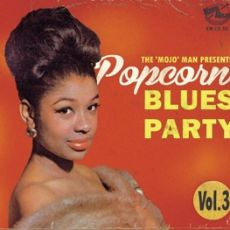 DIVERSE ARTISTER - Popcorn Blues Party Vol 3