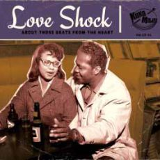DIVERSE ARTISTER - Love Shock & Move On!
