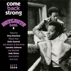 Diverse artister - Come back strong Hotlanta soul