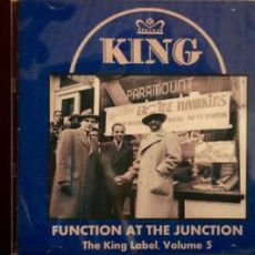 DIVERSE ARTISTER - Function At The Junction – The King Label Volume 5
