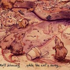 Matt Woosey - When The Cat´s Away