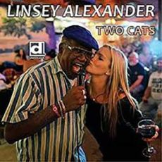 Linsey Alexander - Two Cats