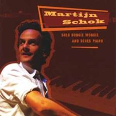 Martin Schok - Solo Boogie Woogie and Blues Piano