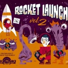 DIVERSE ARTISTER - Rocket Launch Vol. 2