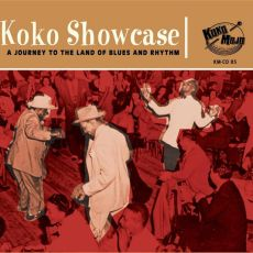 DIVERSE ARTISTER - Koko Showcase – A Journey To The Land Of Blues And Rhythm