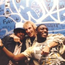 Brown, Kenny och Cedric Burnside #141