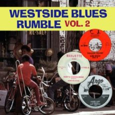 DIVERSE ARTISTER - Westside Blues Rumble Vol 2
