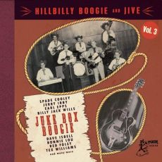 DIVERSE ARTISTER HILLBILLY BOOGIE AND JIVE VOL. 3