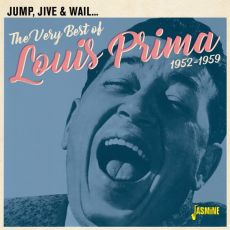 LOUIS PRIMA - The Very Best Of 1952-1959