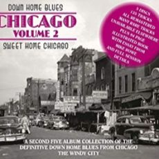 DIVERSE ARTISTER - DOWN HOME BLUES Chicago Volume 2