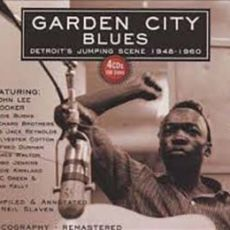 Diverse artister - Garden City Blues . Detroit´s Jumping Scene 1948-1960