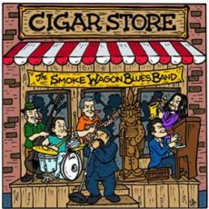 The Smoke Wagon Blues Band - Cigar Store